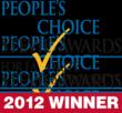People's Choice Stevie Award Winner - InboundWriter