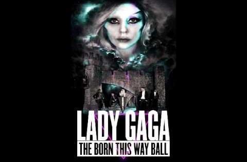 Lady Gaga Concert Ticket on 2013 Lady Gaga Tickets