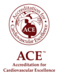 ACE, the Accreditation for Cardiovascular Excellence, cited for...