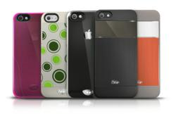 iSkin aura, solo, vibes and claro deliver trendsetting design and superior protection for iPhone 5