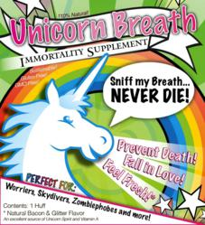 Unicorn Breath Immortality Supplement