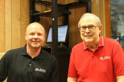 Greg Wood and Bob Wood, Alpha Metal Finishing Company