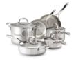 Guy Fieri stainless steel cookware set