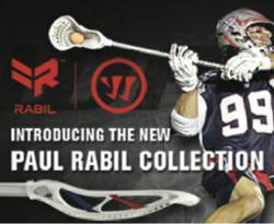 Paul Rabil - Warrior Lacrosse - Lax World