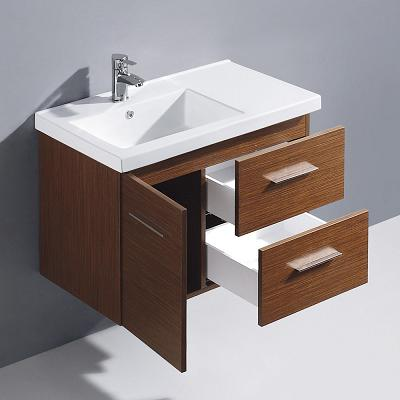 31 Inch Moderna Trio Single Bathroom Vanity From Vigo Industries