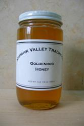 Goldenrod Honey - Mohawk Valley Trading Company