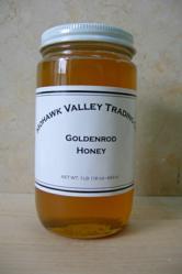Goldenrod Honey - Mohawk Valley Trading Company