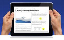 AutoCAD and Revit Enhanced eBook on iPad