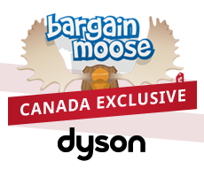 Track Dyson Canada Coupons at BargainMoose.ca