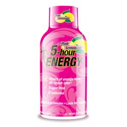 Pink Lemonade 5-hour ENERGY®