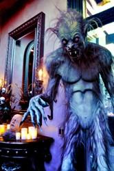 Giant Werewolf Halloween Party Rental