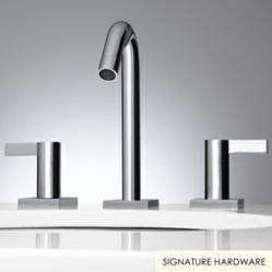 Flair Widespread Lavatory Faucet