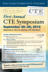 SLCC Career & Technical Education Symposium