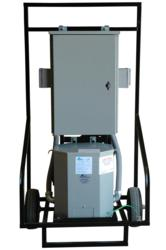 Portable Step Down Transformer for construction, power plants, shipyards, work environments