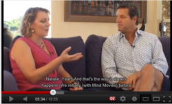Natalie Ledwell Joins Law of Attraction Teacher John Assaraf in his home for an exclusive interview