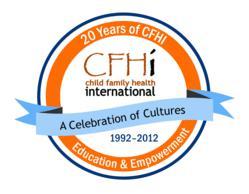 CFHI 20th Anniversary Logo