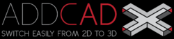 AddCAD for ZWCAD: Switch Easily From 2D to 3D