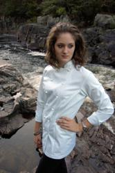 Women's Chef Coat Style 100 Crooked Brook