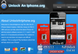 Factory Unlock iphone 5