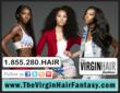 The Virgin Hair Fantasy Motivates the Online Community to Register and...