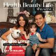 Mario Lopez - Health Beauty Life Magazine, Summer Issue 2012