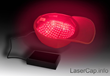 LaserCap - a hat armed with 224 laser diodes that boosts hair growth and thickness.