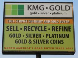 KMG Gold Recycling USA Ltd.