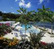 Poolside Amenities, Round Hill Hotel & Villas, Jamaica