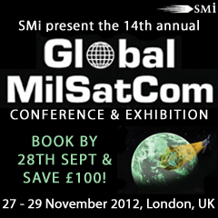 SMi's Global MilSatCom 2012