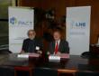 Remi Gérard, Directeur général de la Fédération des PACT et Jean-Luc Laurent, Directeur général du LNE