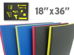 "Custom Foam Tool Kit (18""x36"")"