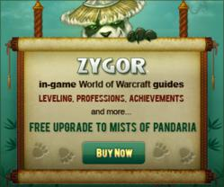 Zygor mists of pandaria guide