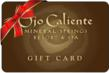 Ojo Caliente Holiday Gift Card