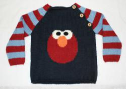 Elmo Sweater