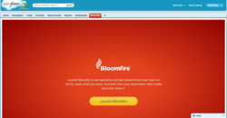 Bloomfire single sign-on with Salesforce