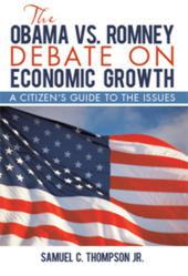 Obama vs. Romney Debate on Economic Growth