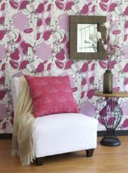 Ashley wallpaper by Renee Garner on Spoonflower