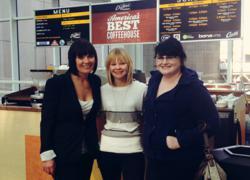 Heather Perry, Holly Perry, Jenette Green, Klatch Coffee, Best Coffeehouse in America