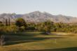 Tubac Golf Resort at the Base of the Santa Rita Mountains near Tucson, AZ.