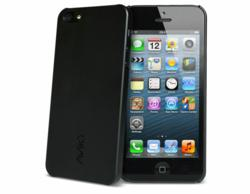 AViiQ Thin Series iPhone 5 Case - Black