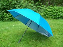 "Wholesale 60"" Royal Blue Golf Umbrellas"