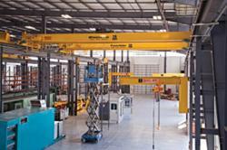 Overhead Cranes, Jib Cranes, Hoists