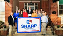 raleigh comprehensive and cosmetic dentistry ncdol sharp award