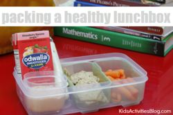 lunch box activity