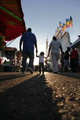 A photo from the 2010 State Fair of Louisiana.