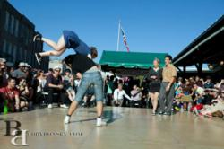 Dance competitions are just one of the highlights of the 11th annual swing dance festival.