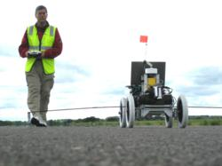 RoboTex measures pavement texture