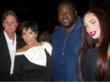 Jenna Bentley, Bruce Jenner, Kris Jenner, and Quinton Aaron