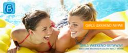 Girls Getaway South Beach Miami Package