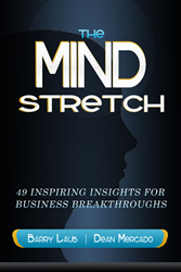 The Mindstretch - Business Book Cover Art